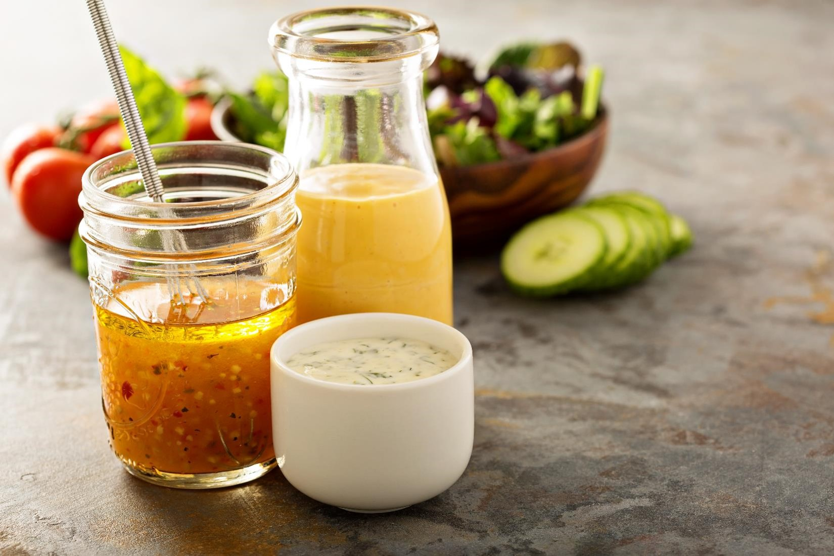 FIND OUT MORE ABOUT VINAIGRETTE SEASONING