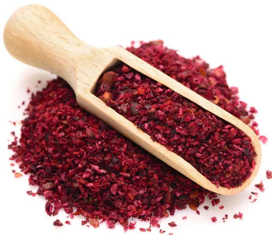 FIND OUT MORE ABOUT SUMAC