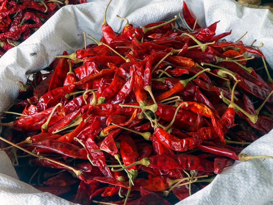 FIND OUT MORE ABOUT HOT CHILLI PEPPER
