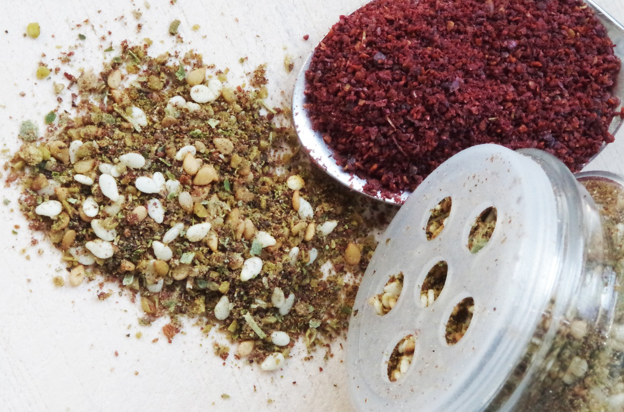 FIND OUT MORE ABOUT ZA'ATAR