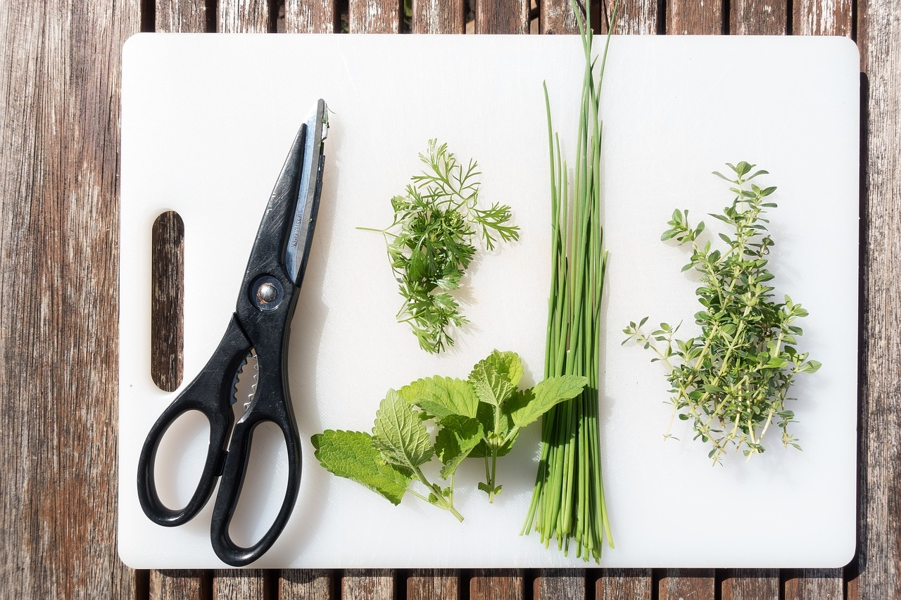 Herbs and aromatics