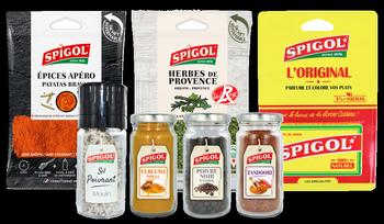 Produits Spigol